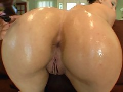 horny latina gets her plump ass stuffed with cock meat