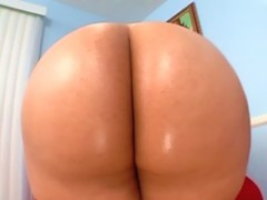 hot babe with a this ass gets fucked